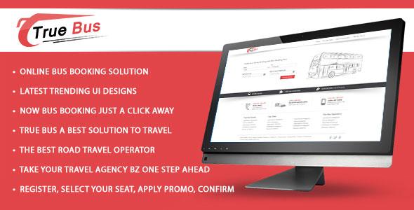 True Bus – Online Bus Booking